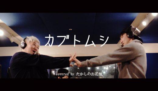 KingGnu井口&aiko マジ歌「カブトムシ」(covered by たかしwithゆう)【縦動画】